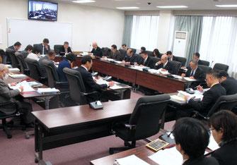 補正予算審査特別委員会(3月8日)