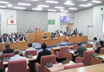 本会議の模様(9月1日)