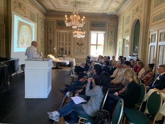 Rückblick: DGAuF Master Class 2019 mit Dr.Philip Levy  (Foto: DGAuF)