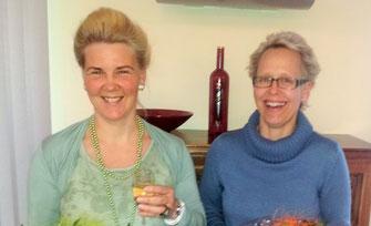 Haben sich spezialisiert: Veronika Kurras (links) und Imke Busch
