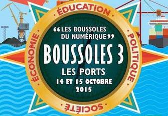 Boussoles 3- 14 et 15 octobre à Cenon près de Bordeaux en Gironde