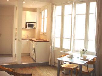 """Wohnung Paris """"Place du Tertre"""""""