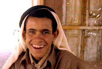 über die Rückgabe des Sinai freute sich auch die Beduinen