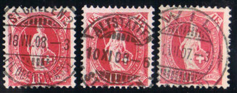 CH 91C    Mi.Nr.: 79D