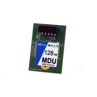 工業用フラッシュメモリならUDinfo | 工業用 10ピン組み込み用USBFlashモジュール MDDU-0LU