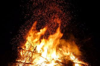 Plainacher wurde am Scheiterhaufen verbrannt (Symbolfoto)
