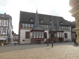 Einbeck besticht durch eine wunderschöne Altstadt mit vielen Fachwerkhäusern.