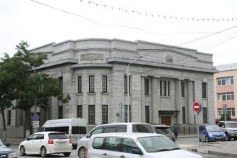 旧北海道拓殖銀行豊原支店