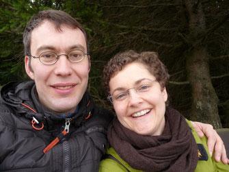 Thomas und Corina Wowros
