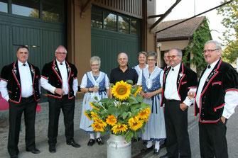 Am Freitag, 21. August 2015 auf dem Bäumlihof in Basel