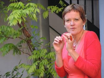 Alexandra Kampmeier, Gechichtenerzählerin aus Hamburg