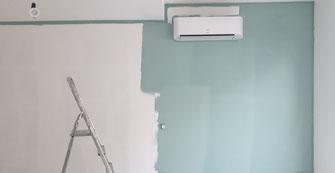 photo travaux- rénovation à montpellier