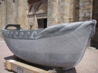 Maen vag à Dol de Bretagne