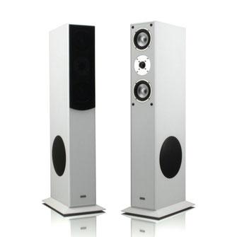 Preiswerte Standlautsprecher Mohr SL 15, Test und Kaufempfehlung für günstige Lautsprecher, UVP/Paar 209,- €