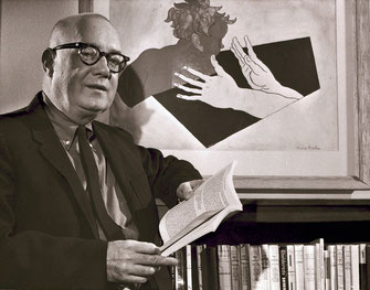 Wallace Fowlie (1908–1998), professore emerito di letteratura francese alla Duke University