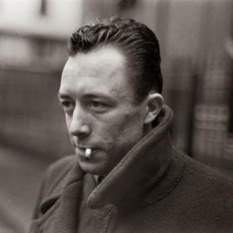 Albert Camus (1916-1960), scrittore, saggista e anarchico