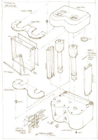 ②基本構成デザイン案