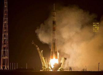 Soyuz TMA-16M Spacecraft | Foto: Nasa