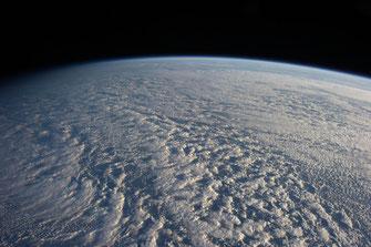 Die Erde von der ISS aus | Foto: NASA