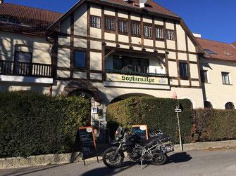 Hotel-Restaurant Sophienalpe (Montag Ruhetag!)
