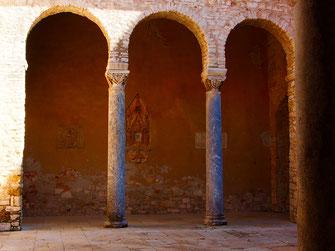 bis ins 18 Jhd. hinein wurde Umag von der Republik Venedig verwaltet
