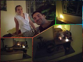 Arianna e Federico, a fine trattamento