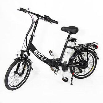 Bicicleta eléctrica plegable BICLI