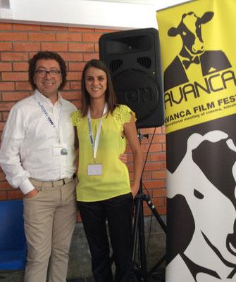 Marcello Zeppi, Rita Capucho