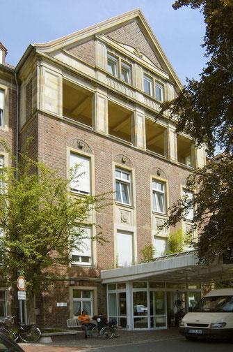 Auf dem Bild: Die Chirurgie des UKM – Foto: © Universitätsklinikum Münster