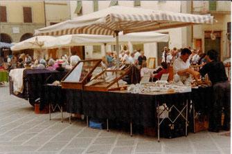 Seconda domenica del mese - Fiera Antiquaria - Terranuova Bracciolini