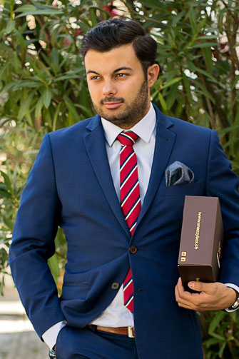 Luis Filippe Branquinho, Managing Director, SnazzyBox