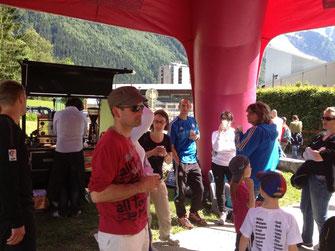 Marathon Mont Blanc - Chamonix