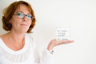 Die Diplom-Pädagogin Petra Kölln