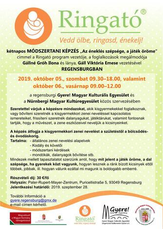Gyere! Magyar Kulturális Egyesület 3. magyar partija megvalósult a Magyar Kormány támogatásával