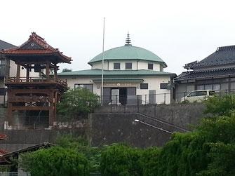 宝林寺の全体写真
