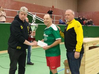 v.l.n.r.: Stefan Zimmermann, Michael Frerichs, Uwe Redenius