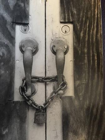 The Locked Heart