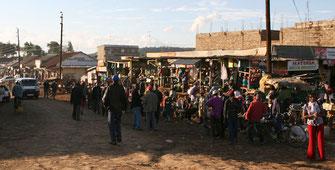 Isiolo, Kenya.