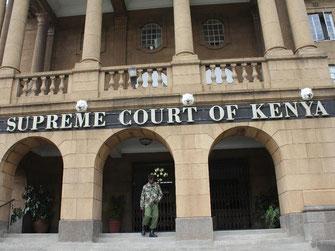 Corte Suprema del Kenya