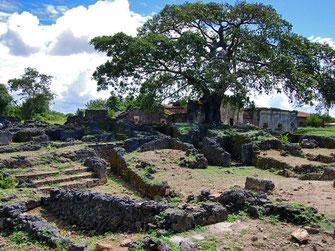 Great House sull'isola di Kilwa Kisiwani, in Tanzania.