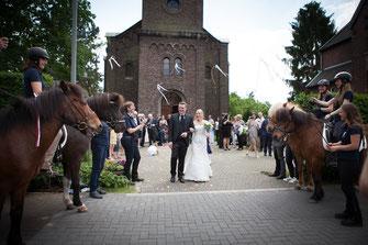 Anke und Florian. Gelungene Überraschung (Foto: Kürsat Temel)