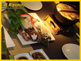 La cocina japonesa 1 - Herbolario el Alquimista Arrecife Lanzarote