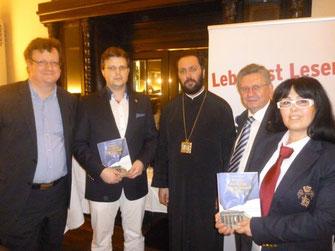 Παρουσίαση βιβλίου του κυρ. Christian Rathner