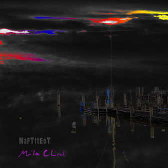 Cover Album NaFTftEoT by Mila Chiral (2021) - cover design: Yagner Anderson