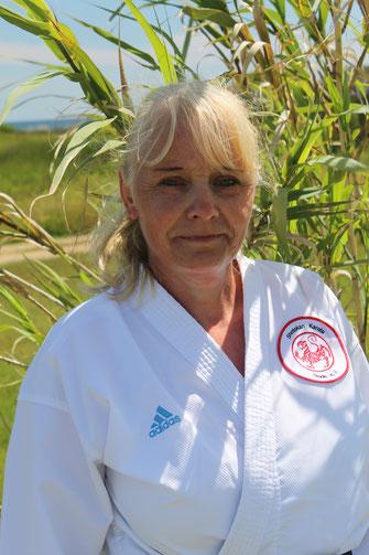 Friederike Zeifang und Carsten Zeifang, Trainer beim Shotokan Karate Stade e. V.