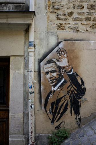 Tag representing Barack Obama (Source Lubo Minar, Unsplash).