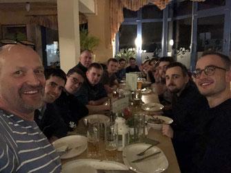 1. Treffen der Tresenwalder Herrenmannschaft am 03.März 2020 im Sportpark Tresenwald