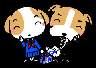 徳島なんとうキャラクター画像