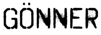 Gönner
