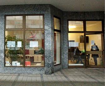 Das Bürgerbüro in der Eschenstraße 52